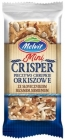 Melvit Mini Crisper spelled crisp bread with sunflower seeds, sesame seeds, linseed