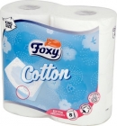 Foxy Cotton King Size toilet paper white