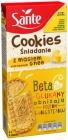 Sante galletas de desayuno con Ghee mantequilla clarificada