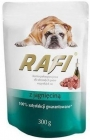 Rafi Complete food for adult dogs with lamb