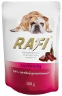 Rafi Alleinfuttermittel für ausgewachsene Hunde mit Rindfleisch