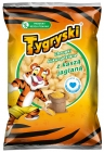 Tigers crunchy corn with millet