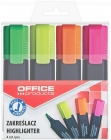 Office Highlighters 4 colors