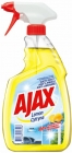 Ajax Лимон жидкое стекло спрей