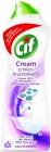 Cif Crema de limpieza mikrokryształkami Lila Flores Leche