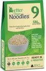Mejor que los fideos sin gluten de Konjac Noodle Bio
