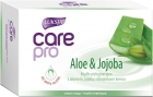 Luksja Care Pro Soap care with aloe vera, jojoba and cream ingredients Aloe & Jojoba