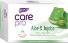 Luksja Care Pro мыло Уход с алоэ вера, жожоба и алоэ крем ингредиентов и жожоба