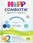 HiPP 2 BIO Combiotik Organic milk next to babies
