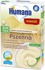 Humana 100% Органическая безмолочная крупа пшеницы