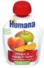 Humana 100% Organic Mushroom Apple-Peach-Mango