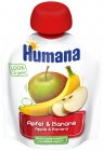 Humana 100% Organic apple apple-banana