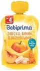 Bebiprima Mousse fruchtiger Apfel, Banane und Pfirsich