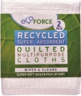 EcoForce Super recyclable kitchen wipes