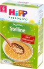 HiPP Biologico Pasta Pastina Stelline BIO