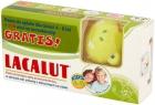 pasta de dientes Lacalut para niños de cepillos de dientes 4-8 años de edad