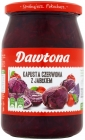 Dawtona Red cabbage with apple