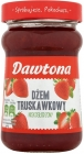 Dawtona Strawberry Jam low-sugar sweet