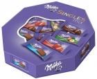 Singles Mezclar la leche mezcla de chocolate con leche