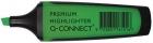Q-Connect Zakreślacz zielony