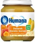 Humana 100% deserek Orgánica de albaricoque-banana