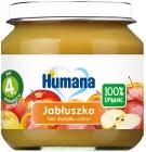 Humana 100% органический яблочный deserek