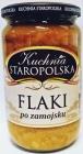 Traditionelle polnische Küche Tripe zamojsku