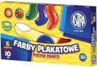 Astra Farby plakatowe 6 kolorów