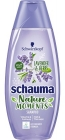 Schauma Nature Moments Shampoo increasing the volume of Provencal herbs and lavender