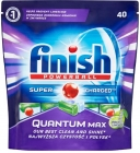 Finish Quantum Max apple and lime Tablets for dishwashers