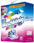 Der Waschkonig Waschpulver Farbe