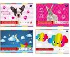 Interprint Color Adhesive Paper B5