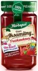 Herbapol Sliced strawberry jam low fat