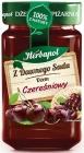 Mit Herbapol von Old Orchard Kirschmarmelade niedrigen Zucker