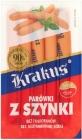 Krakus Frankfurters with ham