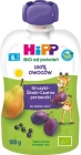 Hipp Merry Fruit Fruity Musical BIO Pears-Plums-Black Currant