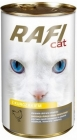 Rafi Cat Alleinfutter für ausgewachsene Katzen aller Rassen von Hühnern