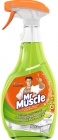 Mr Muscle Liquid for glass and other lime surfaces