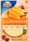 Hochland Yellow cheese in Maasdamer slices without lactose
