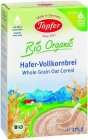 Topport BIO whole-wheat porridge