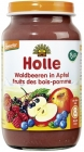 Holle Apple with forest fruits gluten-free BIO