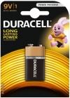 Duracell Batterie 9V