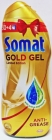 Somat Gold Gel Dishwashing gel in the dishwasher