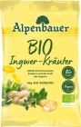 Alpenbauer Candies with ginger and herb flavor BIO
