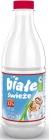 Weiß Mlekpol frische Milch 3,2%