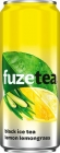 FuzeTea Lemon flavored drink with black tea extract and lemongrass