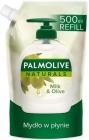 Palmolive Naturals Seife Lager von Oliven- und Milch