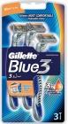 Blue3 Gillette одноразовых бритв