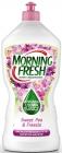 Morning Fresh Sweet Pea & Freesia dishwashing liquid