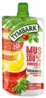 Tymbark Mousse 100% fruit strawberry, apple, banana, carrot